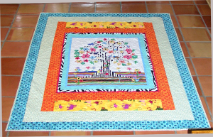 Child's Twin Bed Quilt