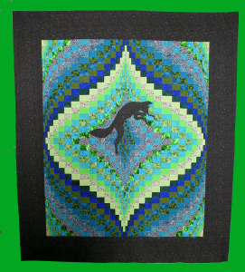 Grey Fox Bluegrass Academy for Kids Raffle Quilt